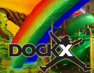 dockx logo